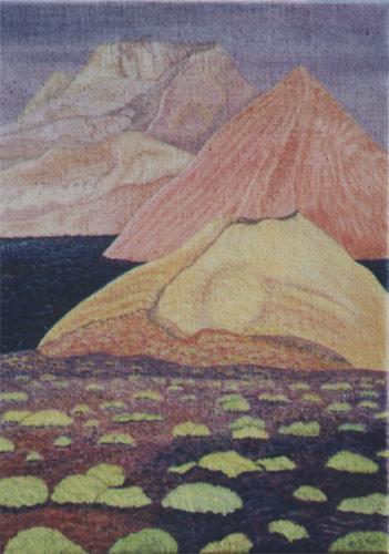 'Wo Vulkane dominieren' von  Dietrich Guertler