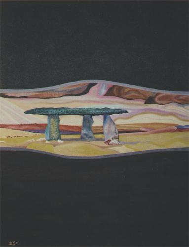 'Penwith - Land der Cromlechs' von Dietrich Guertler