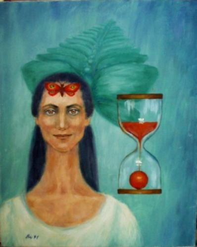 'Die Zeit' von Edith Boehm