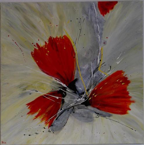'Drei Tulpen' von Doris Centner