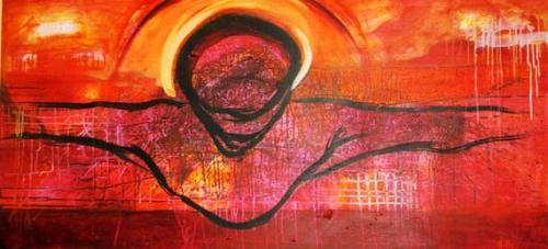 'deliverance' von Ingeborg Berger