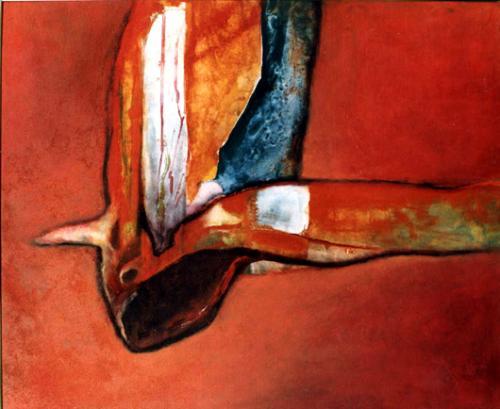'Das Gebet I' von Ingeborg Berger