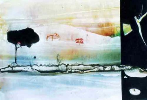 'ambivalenz II' von Ingeborg Berger