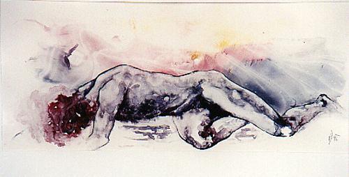 'eco homo' von Ingeborg Berger