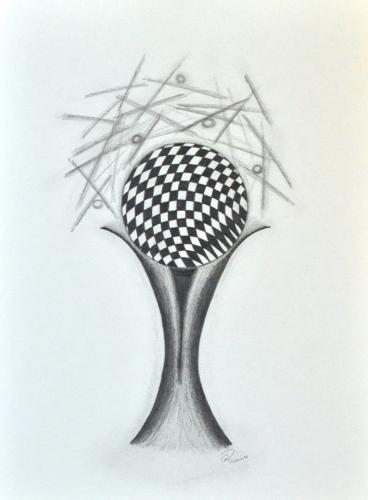 'Spielball' von Gisela Prummer