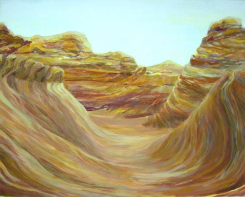Die Welle (Coyote Buttes, USA)