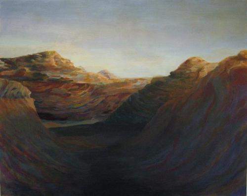 Die Welle abends (Coyote Buttes, USA)_copy