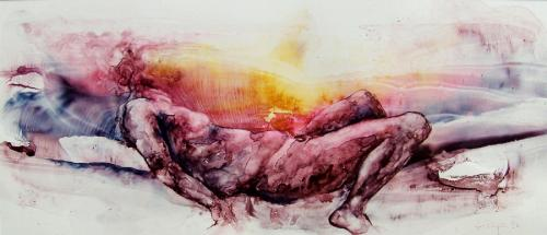 'exodus' von Ingeborg Berger