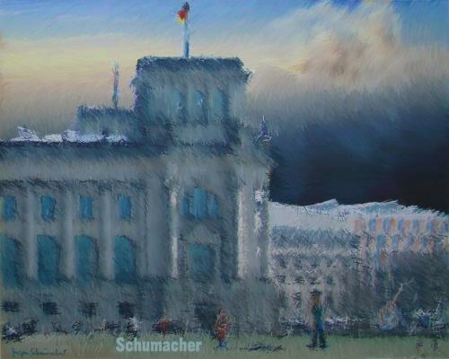 Der Reichstag in Berlin I