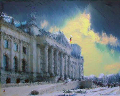 Der Reichstag in Berlin II