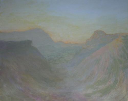 Die Welle-Vor Sonnenaufgang