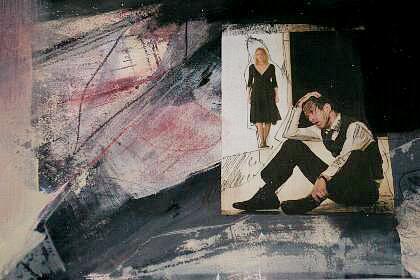 'Without love' von  Monika Stoffel