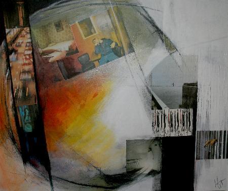 'verblendet?' von  Monika Stoffel