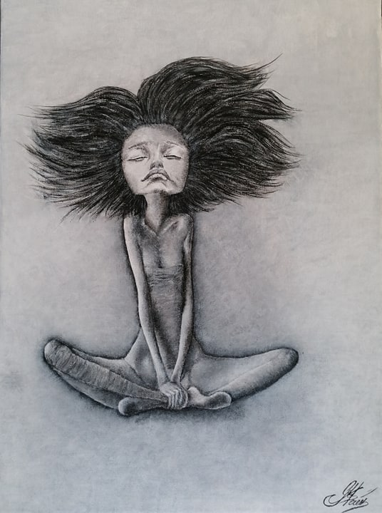 'Stärke' von Gabriele Siemens