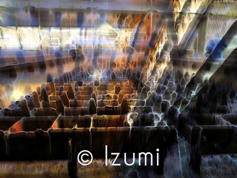 'Beobachter' von  Izumi