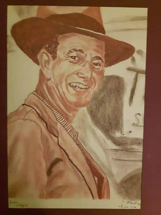 'John Wayne' von  Mikap