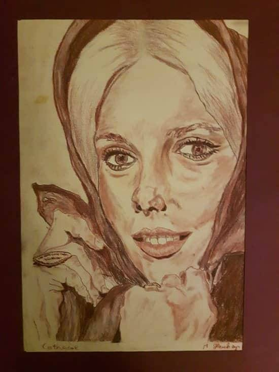 'Catherine Deneuve' von  Mikap