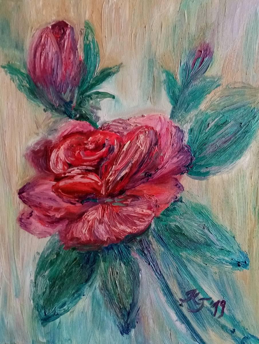 'Rosenzweig' von  Kathrin Thesenvitz