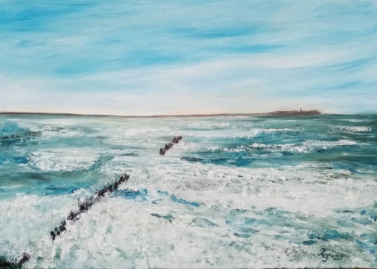'Stürmische Zeiten' von  Kathrin Thesenvitz