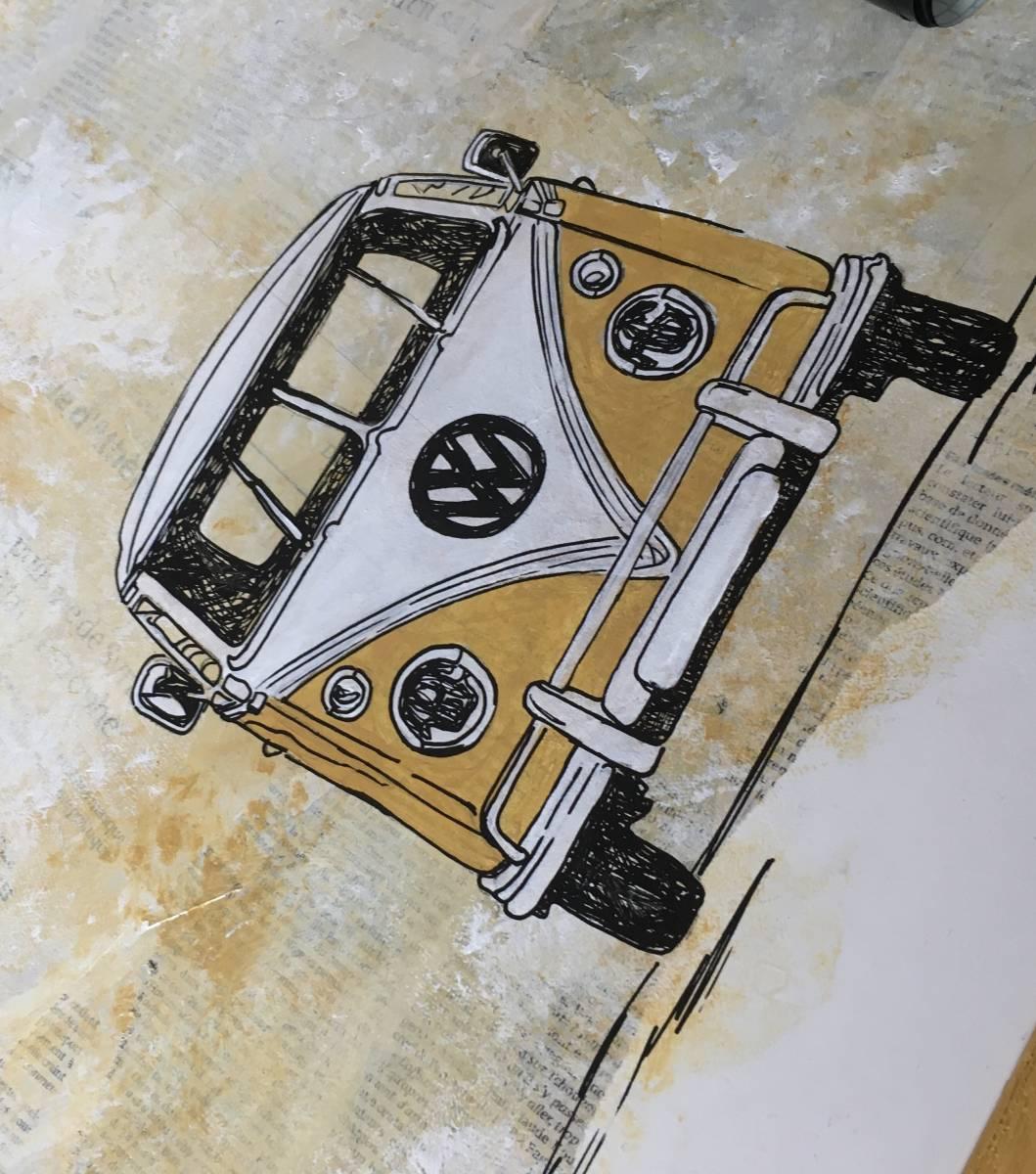 'VW Bulli' von  ansehen