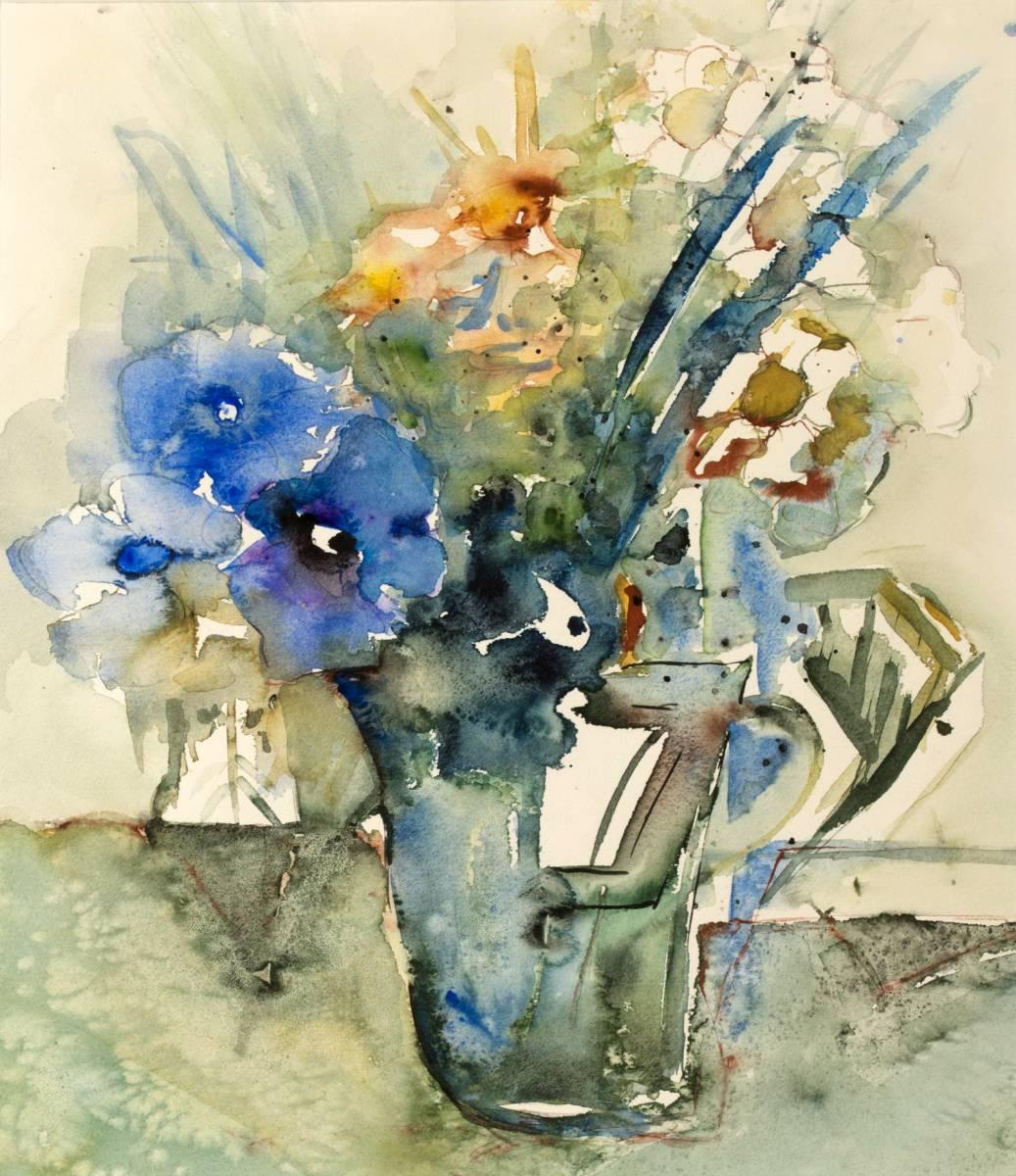 'Stillleben mit Herbstblumen' von  LisaMaresa