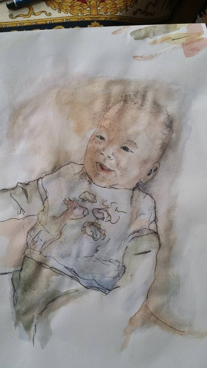 'Porträt' von Tina Loew
