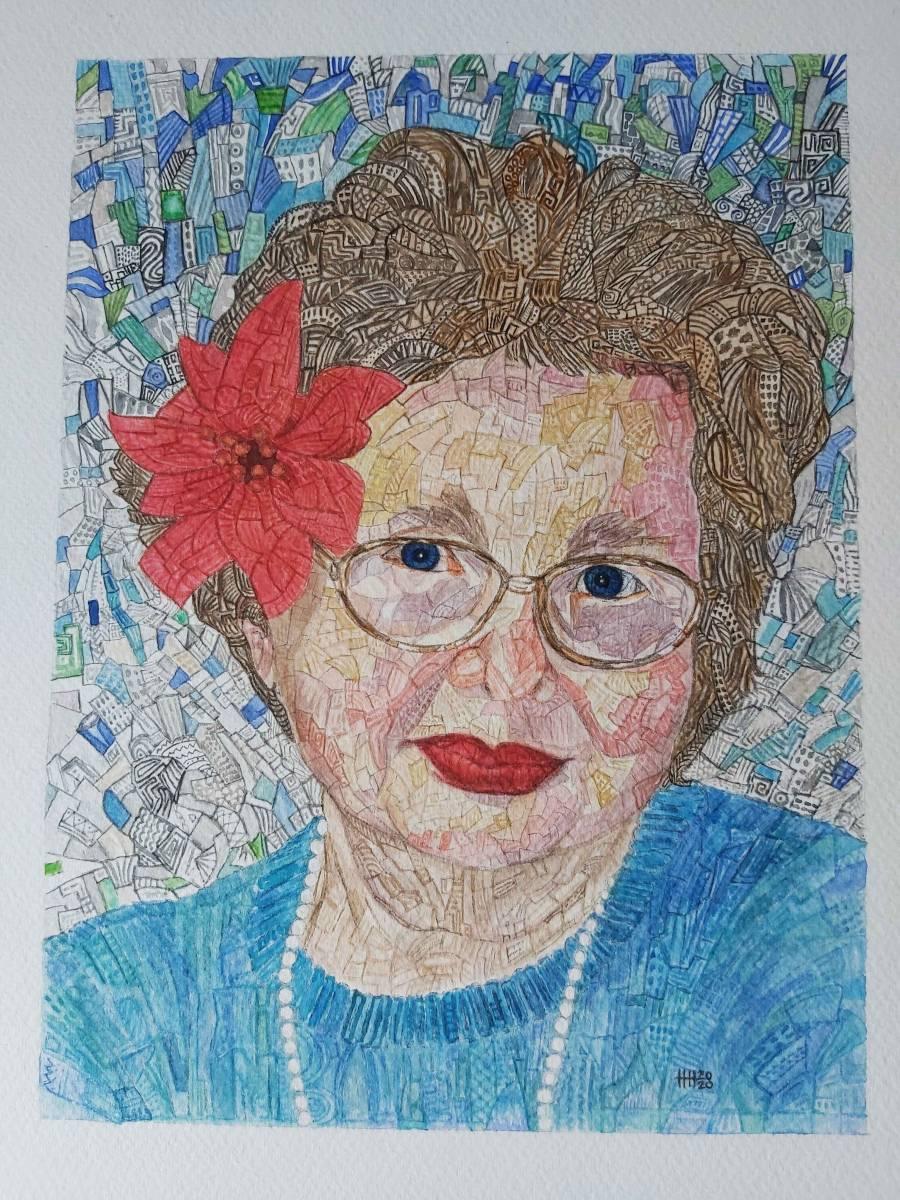 'Oma Fanny' von  Hanne Heck