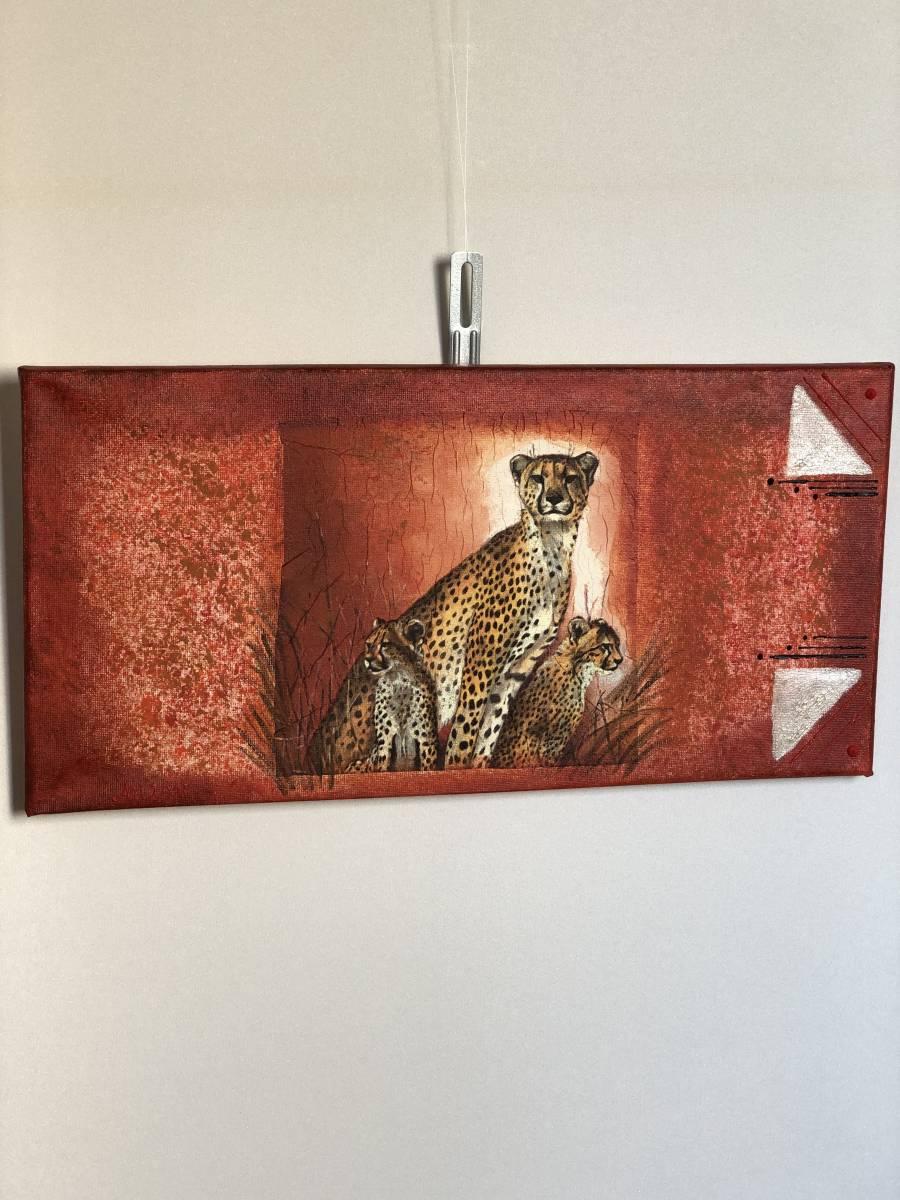 'Gepard Familie' von Ankes Gallery