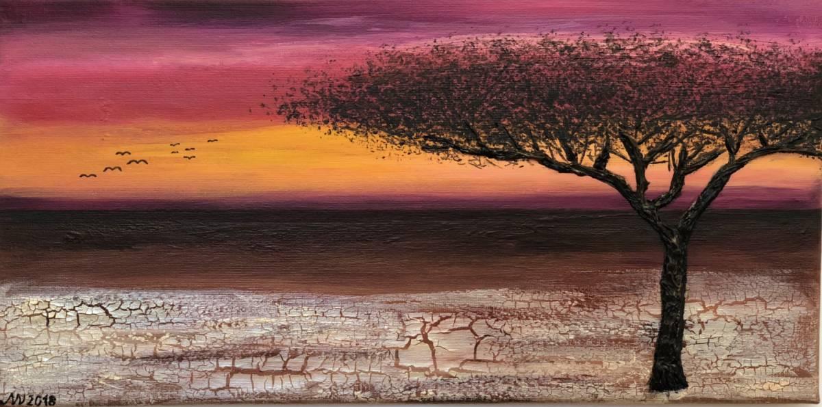 'Sonnenuntergang Afrika' von  Ankes Gallery
