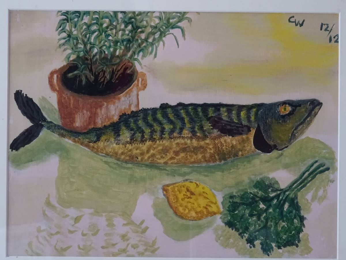 'Makrele' von  christiane walther