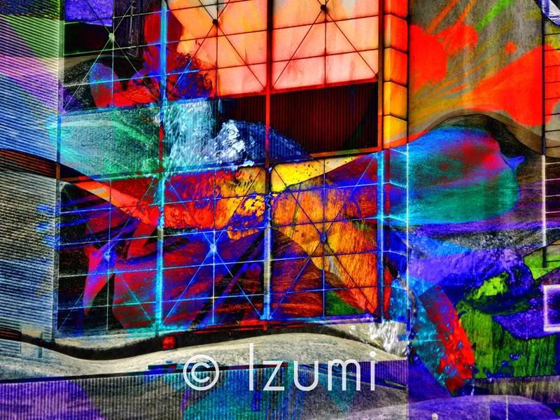 'Gegensätze' von  Izumi