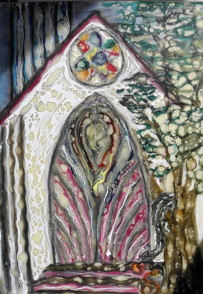 'Versuchung' von  Anna Banfhile