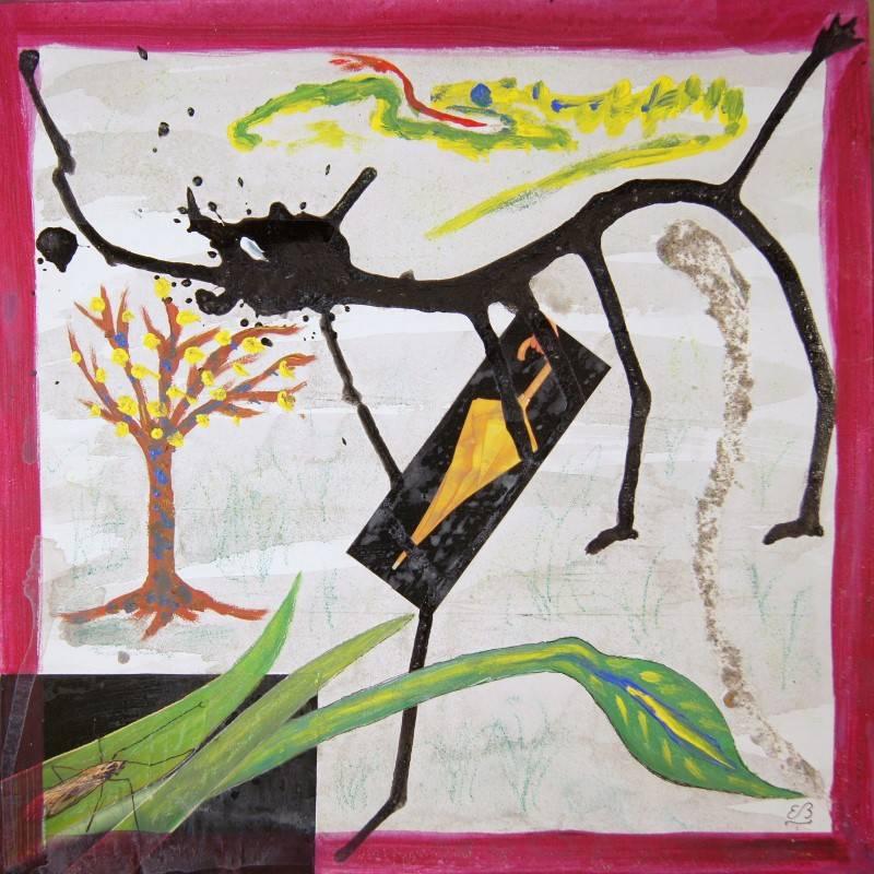 'L'ombrello I' von  Erwin Bruegger