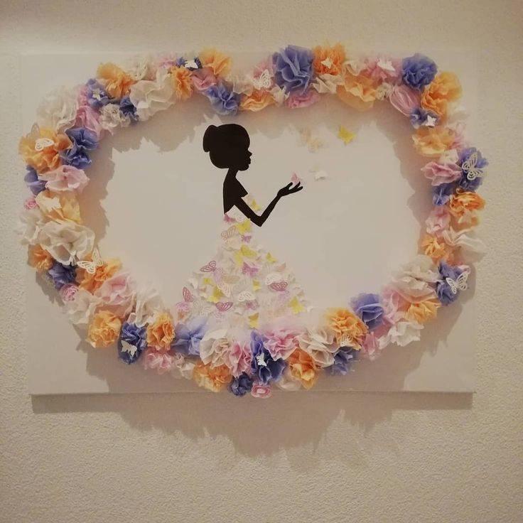 'Die Schmetterlings Dame' von  Natalieskuba