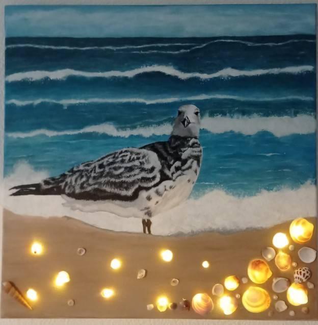 'Die Meeres Möwe' von  Natalieskuba