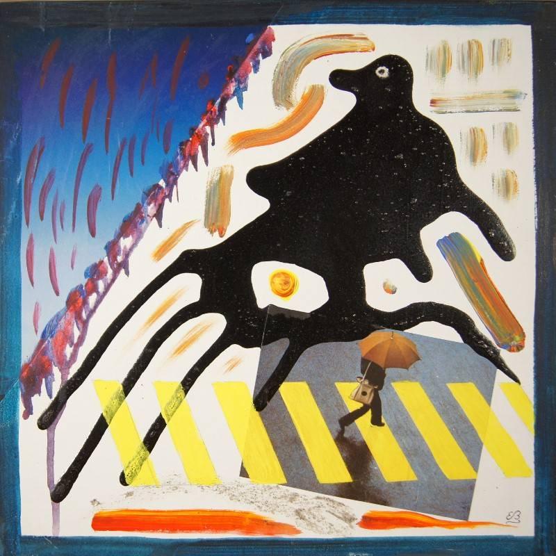 'L'ombrello VI' von  Erwin Bruegger