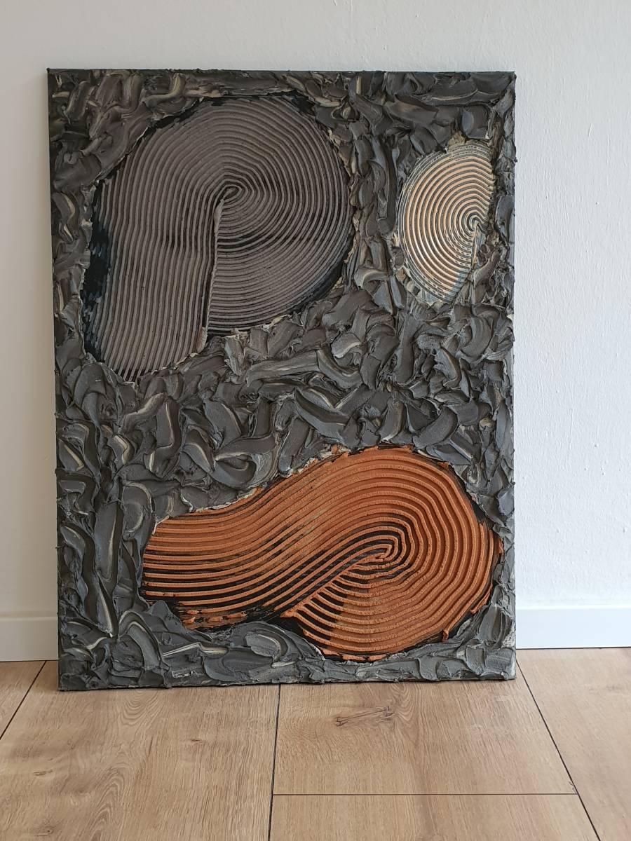 'Abstrakt face' von  Duli