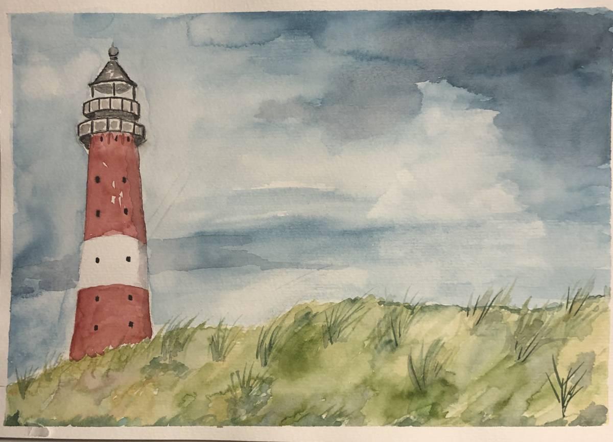 'Leuchtturm' von  Anja Napiany
