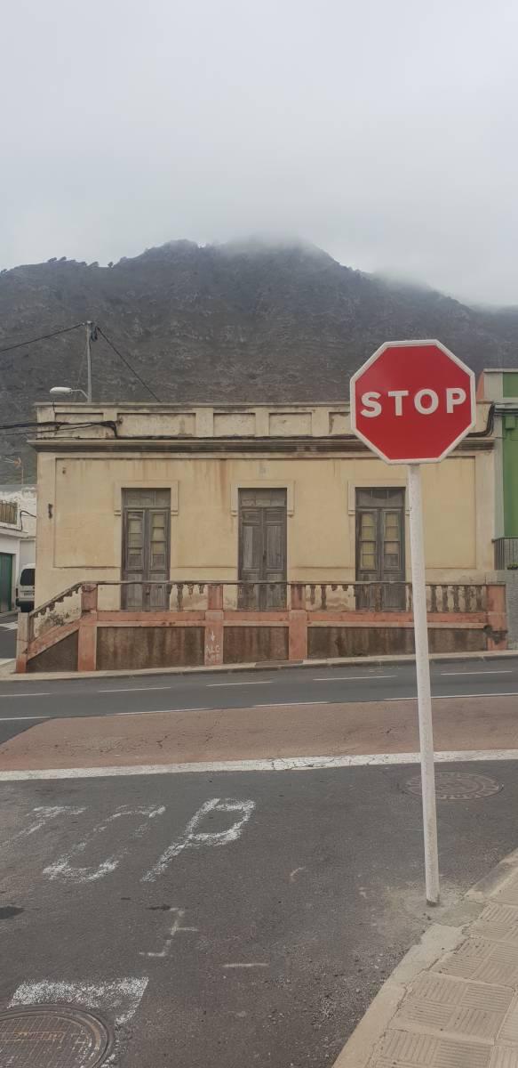 An der Ecke San Bernardos