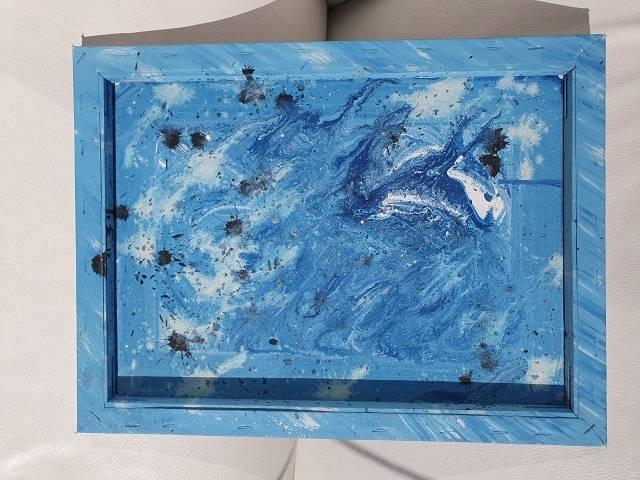 'Emotion Ocean v.s Stormy Sea' von  spirit