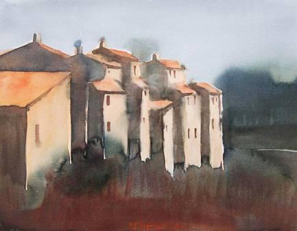 'Pitigliano (Toskana)' von Reiners Juergen