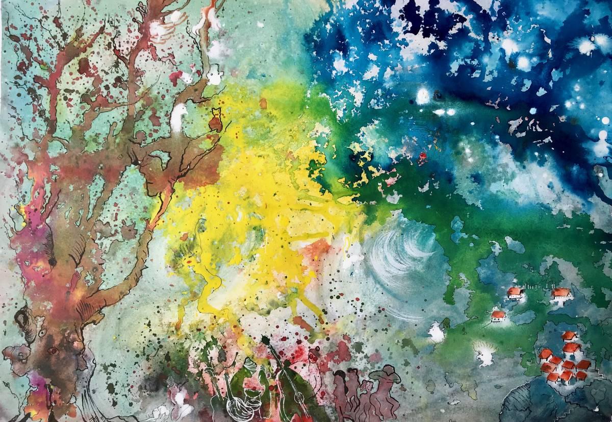 'Mittsommer' von  Susanne Binder