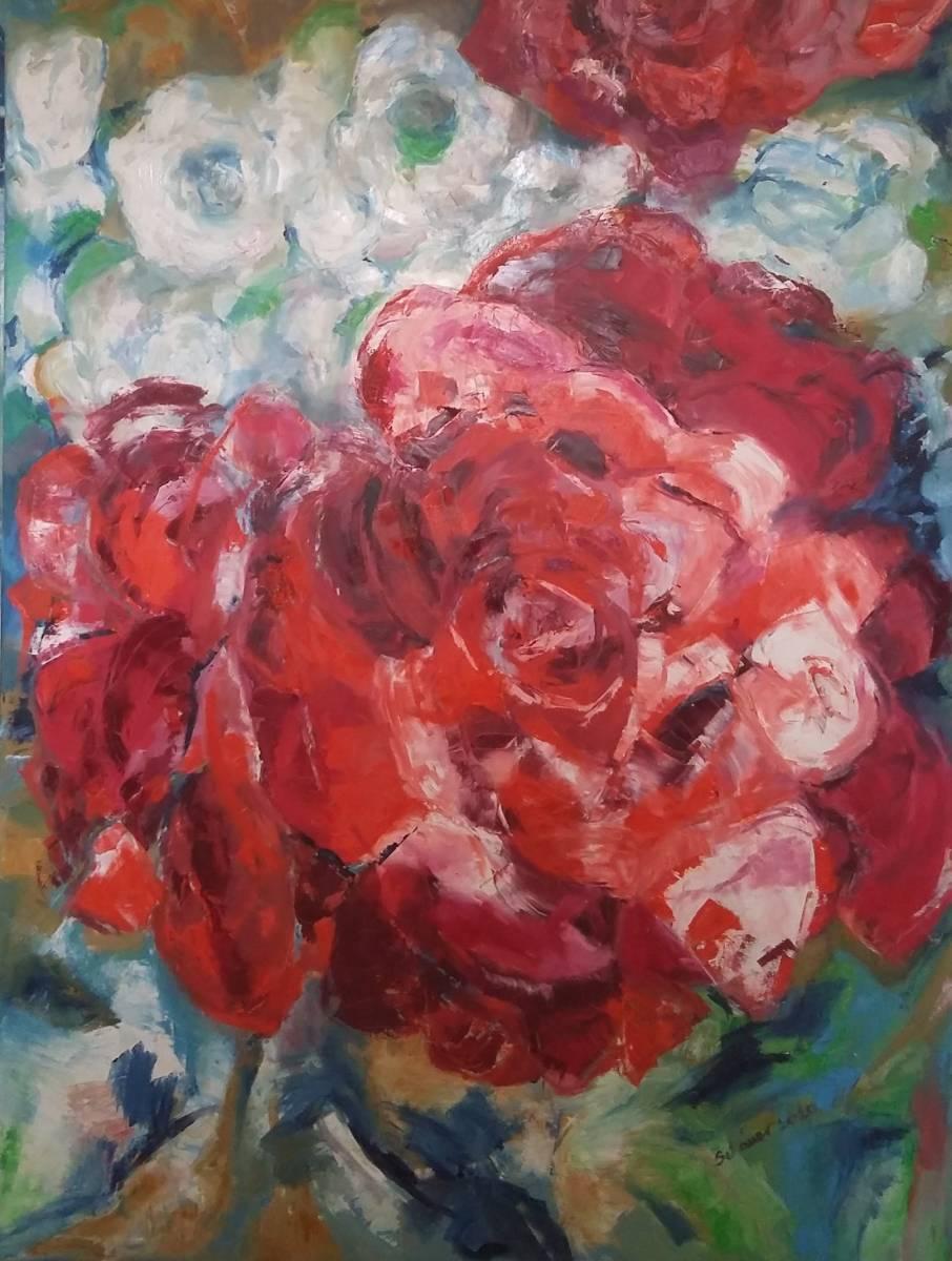 'Rosen' von Sigrid Schauer