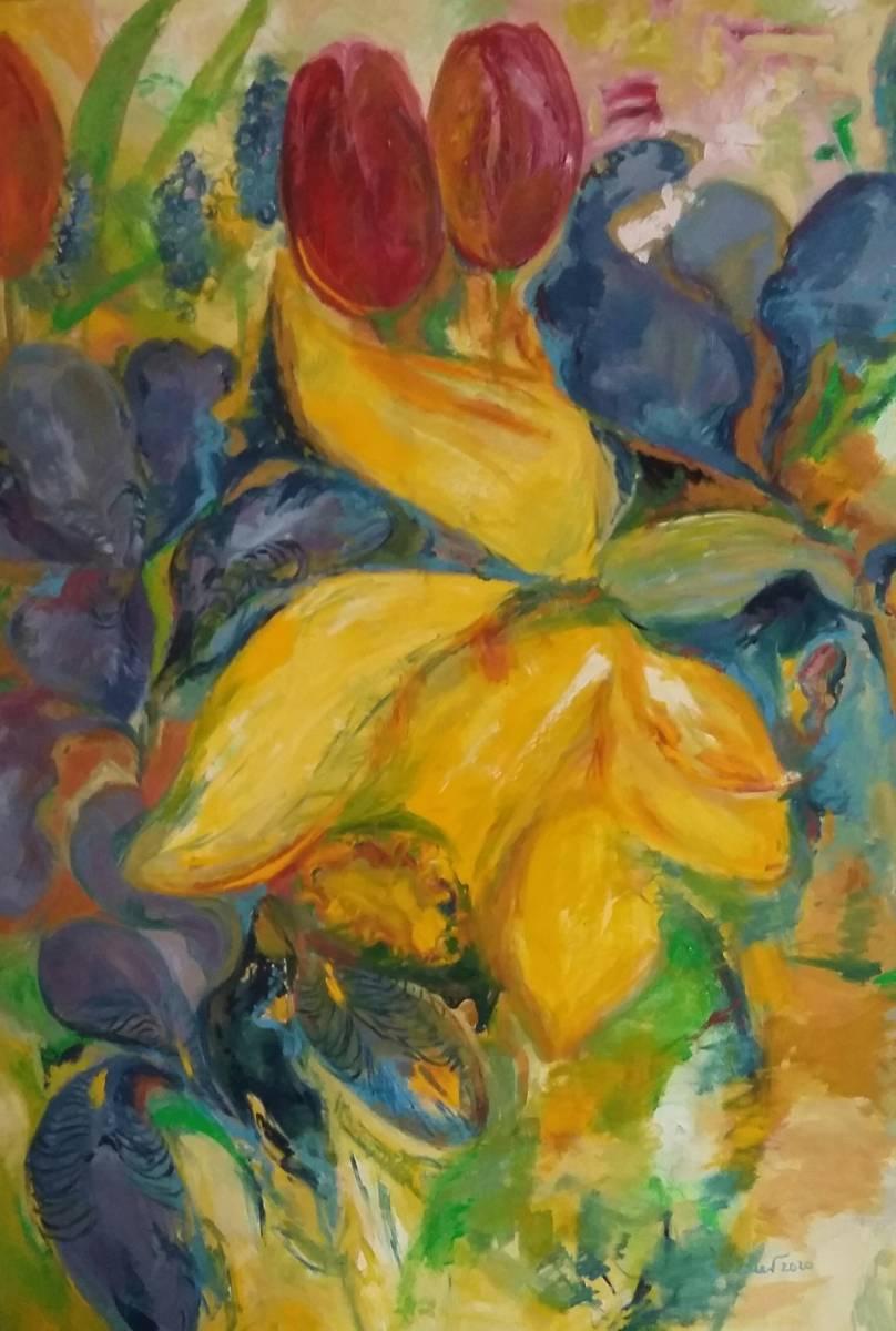 'Lilien' von Sigrid Schauer