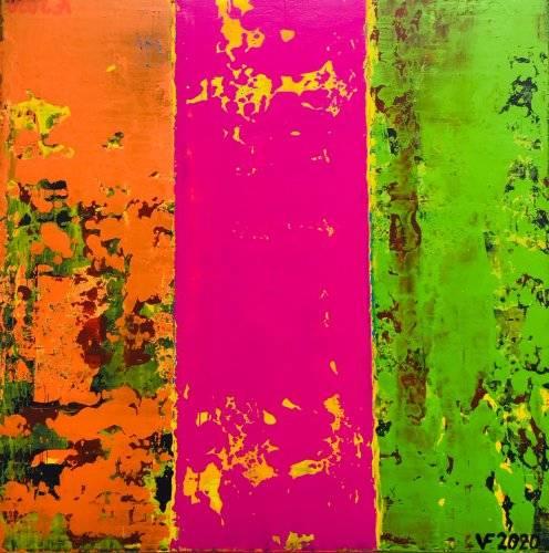 'Colour Fields' von  Volker Franzius