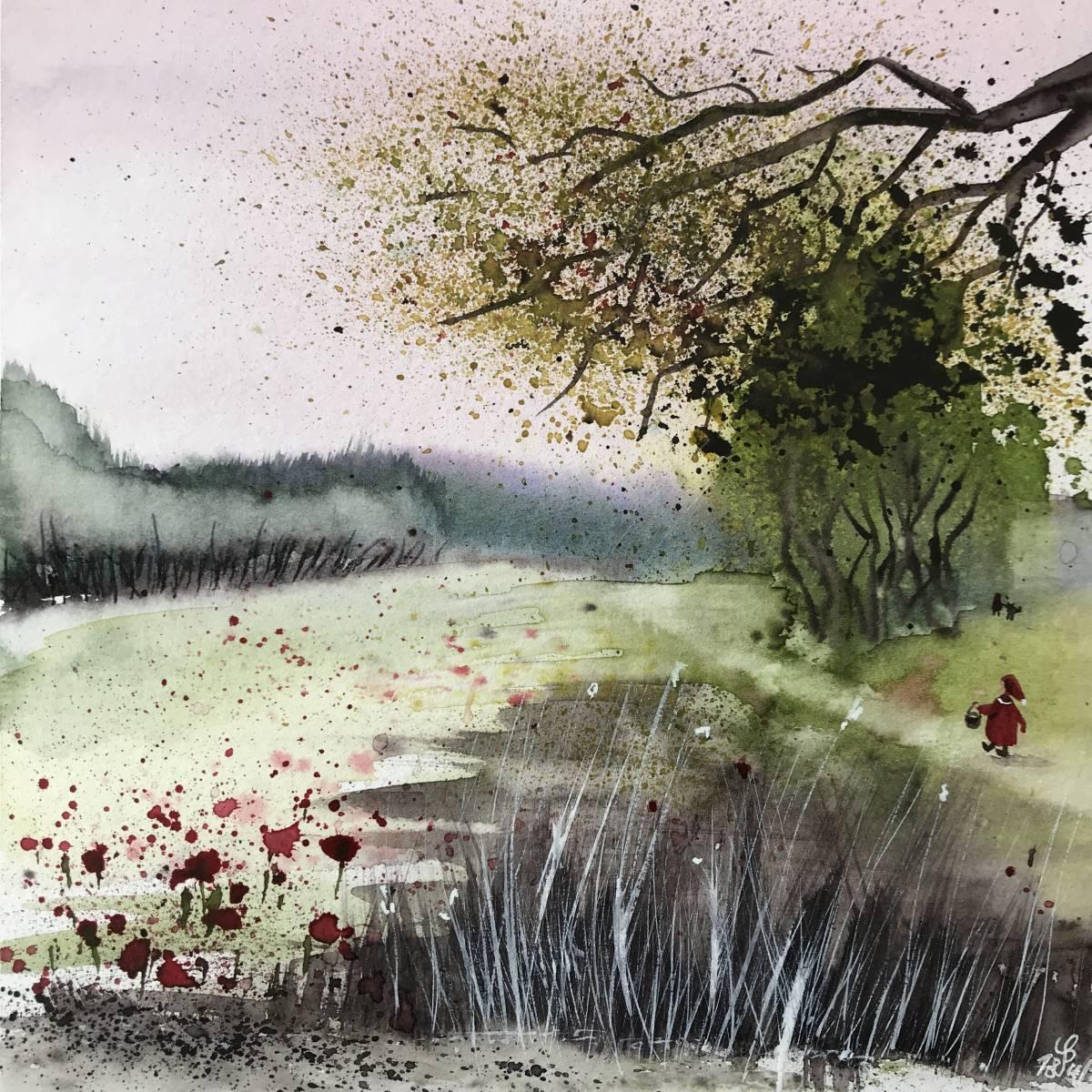 'Rotkäppchen' von  Susanne Binder