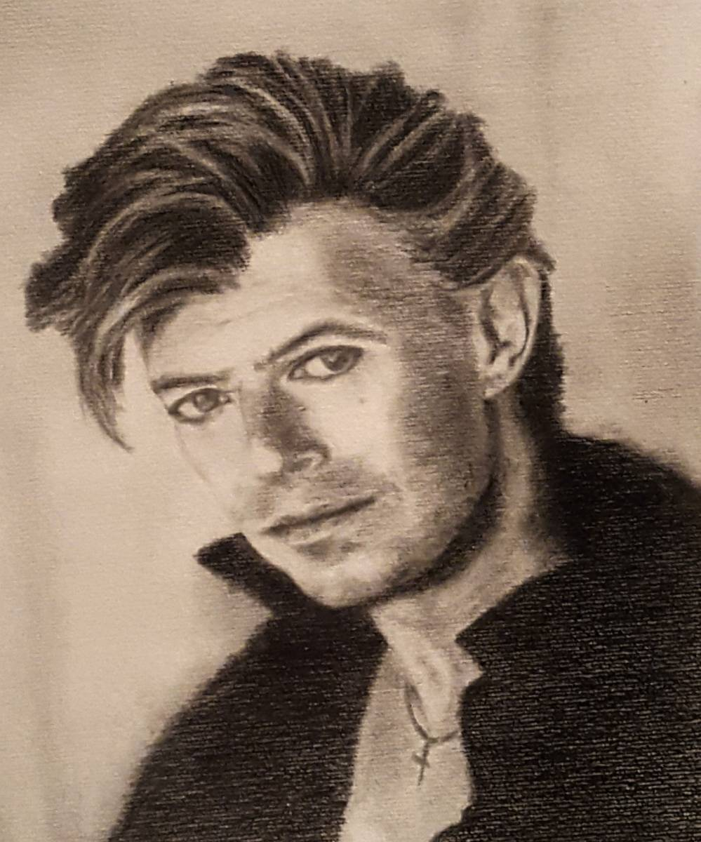 'David Bowie' von  Felisia