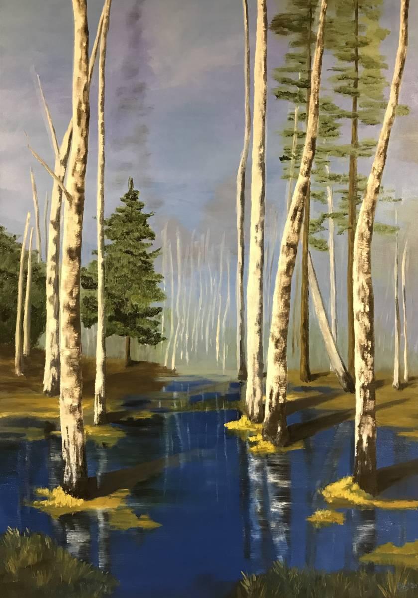 'Überlebende Birken - Reise durch Russland' von BiosKunst