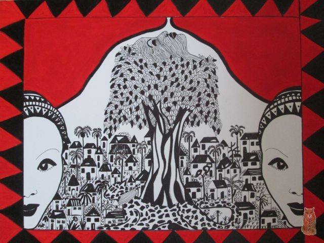 'Africa time' von  anne phillips