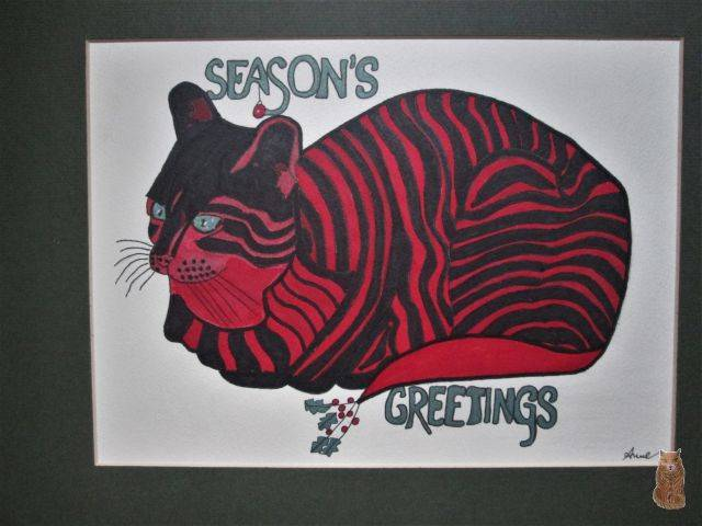 Season;s greetings